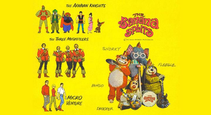 Classic Children's Saturday Morning TV