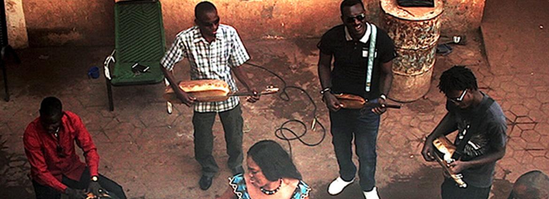 Bassekou Kouyate and Ngoni Ba