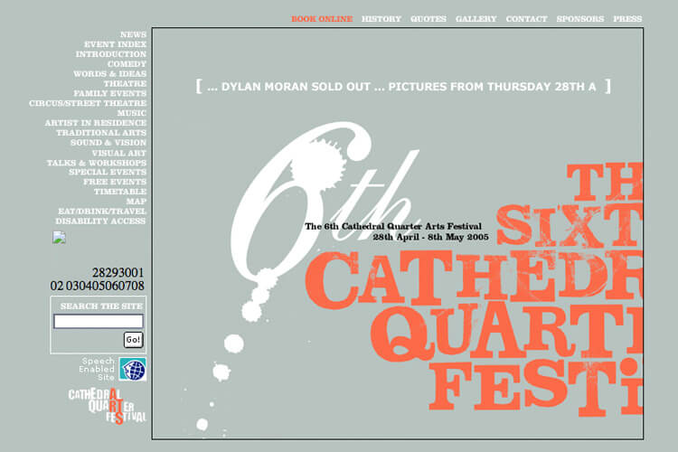 Cathedral Quarter Arts Festival