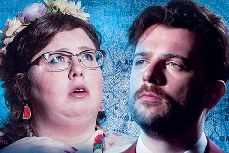 Alison Spittle & Kevin McGahern – The Smallest Tour of Ireland Tour