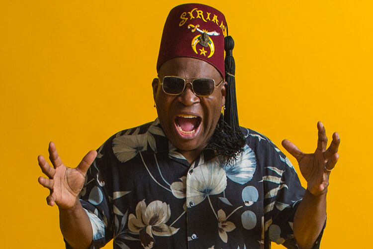 Barrence Whitfield and The Savages + Sunglasses After Dark DJs