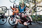 Tumble Circus presents…Cycle Circus