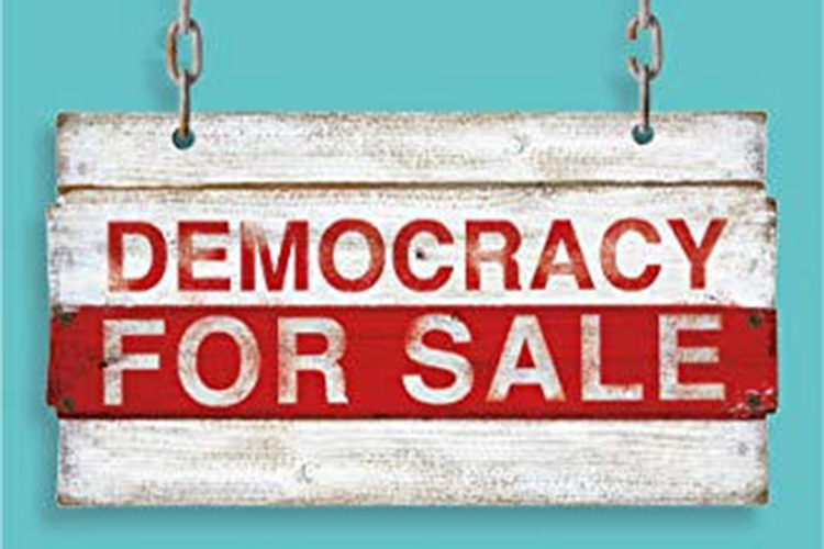 Peter Geoghegan – Democracy for Sale