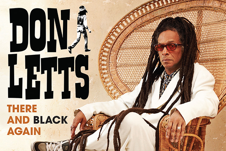 Don Letts – There and Black Again Book Event + DJ Set