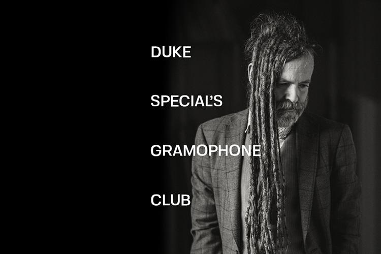 Duke Special's Gramophone Club (Live Stream)