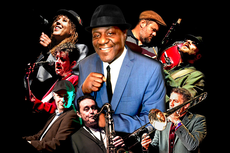 From the Specials – Neville Staple – SOLD OUT
