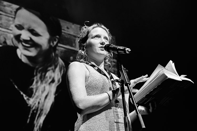 Hollie McNish: Slug Tour