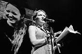 Hollie McNish: Slug Tour 2021