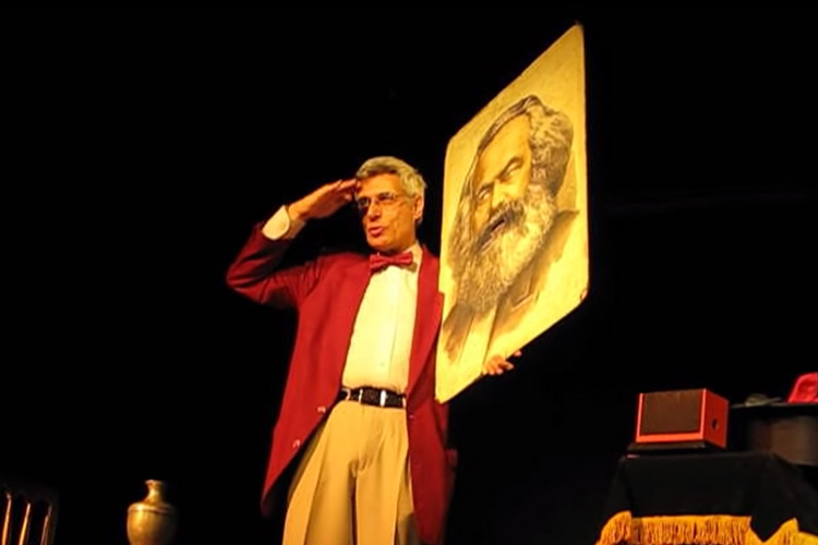 Ian Saville – The Marxist Magician