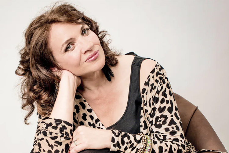 Jacqui Dankworth with Charlie Wood – Just You, Just Me