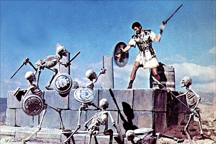 SOLD OUT – Jason and the Argonauts: Screening + Stop Motion Modelling Workshop