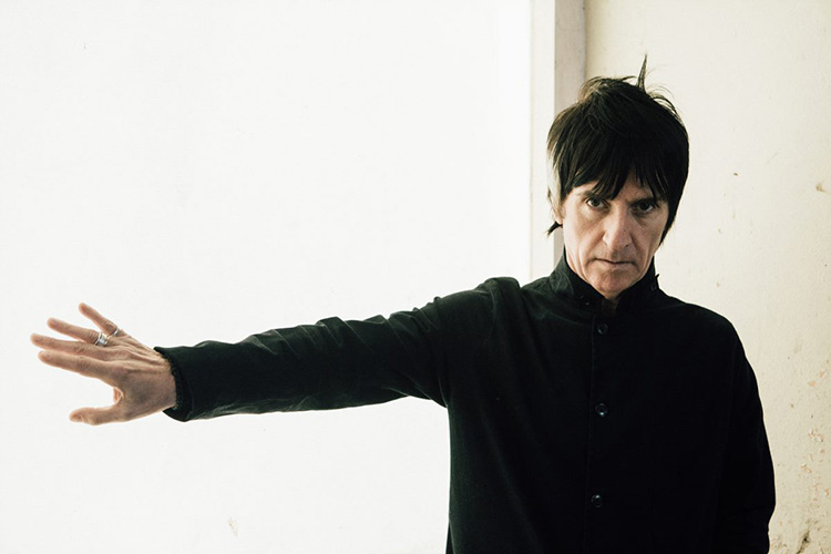 To be Rescheduled – Johnny Marr