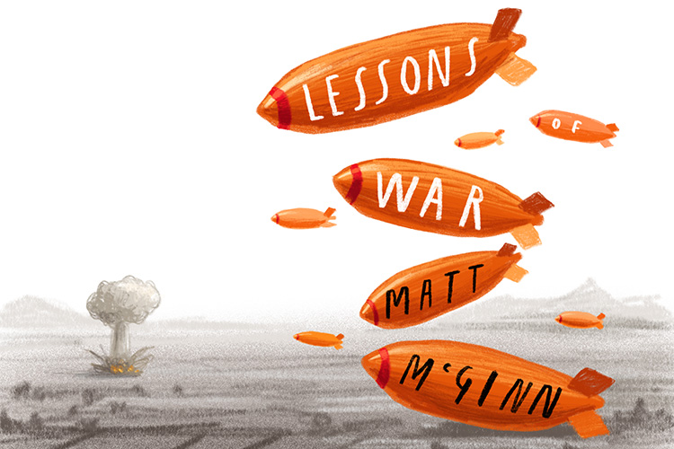 Matt McGinn & Guests – Lessons of War