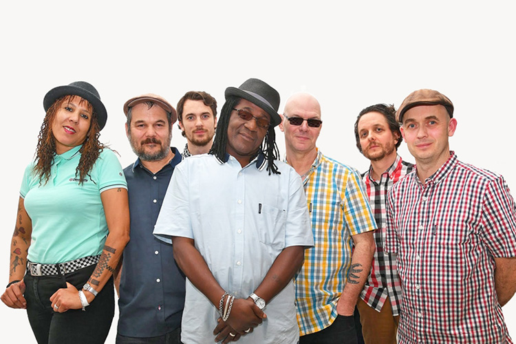 Rescheduled – The Neville Staple Band