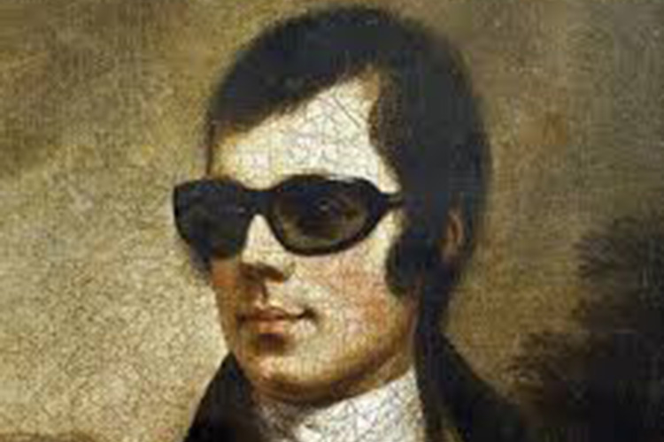 A Rabbie Burns Lunch (Live Stream)