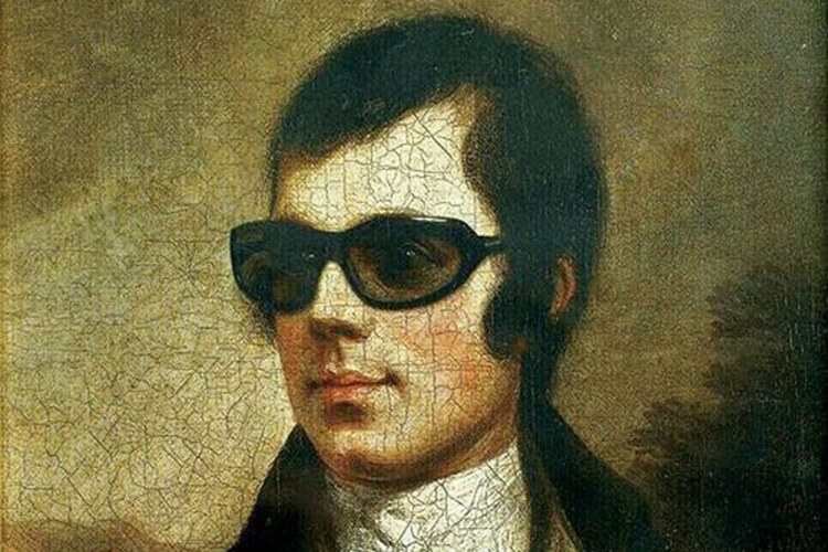 A Rabbie Burns Lunch