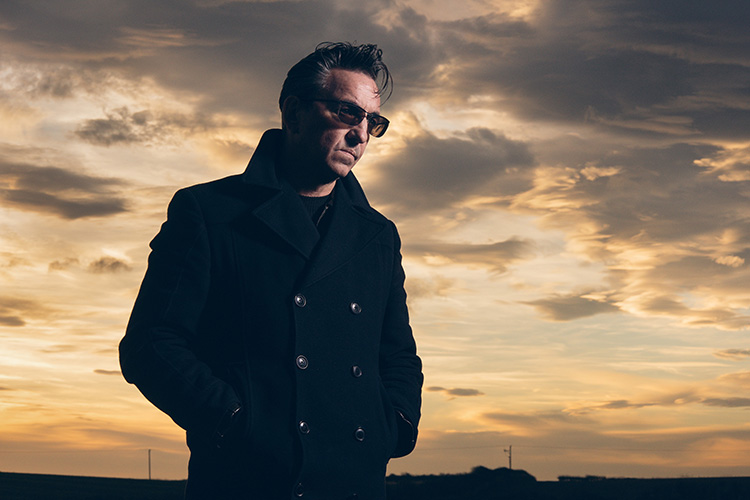 To be Rescheduled – Richard Hawley