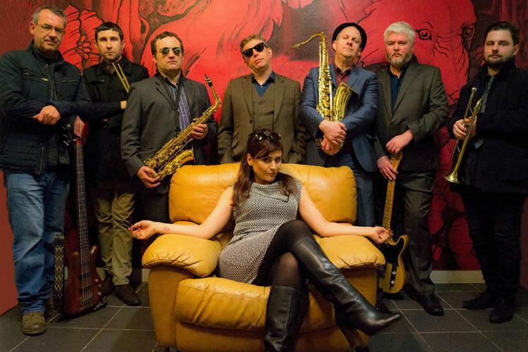 Supertonic Sound Club + The Skallions