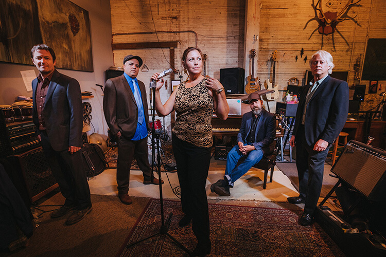 SOLD OUT – The Delines