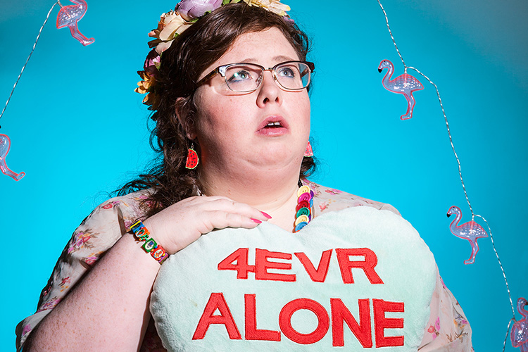 Alison Spittle – Worrier Princess