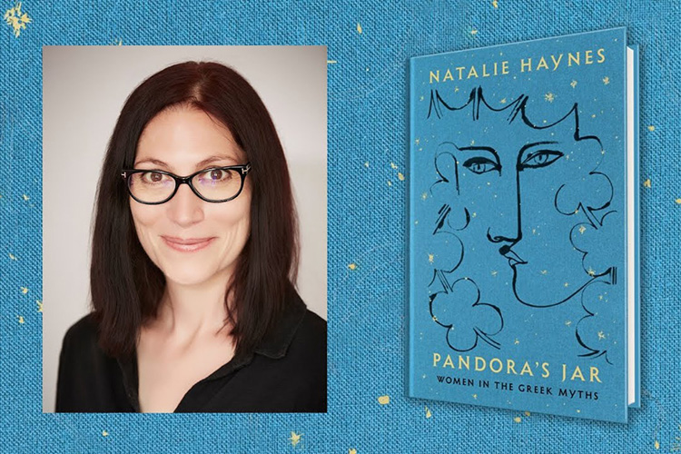 Natalie Haynes – Pandora's Jar: Women in the Greek Myths