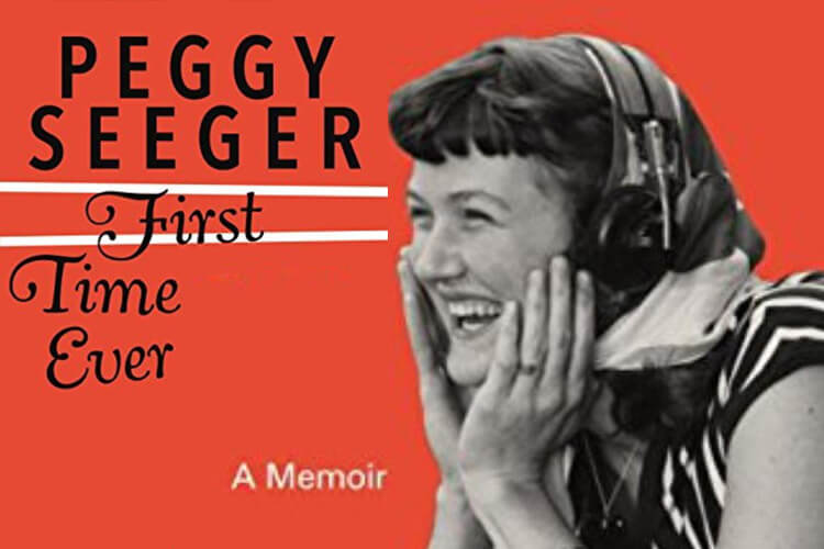 Peggy Seeger – Book Talk