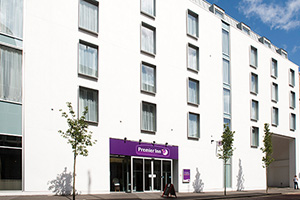Premier Inn Belfast City Cathedral Quarter ***
