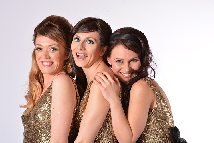 The Iconettes + Terri Hooley DJ set – SOLD OUT